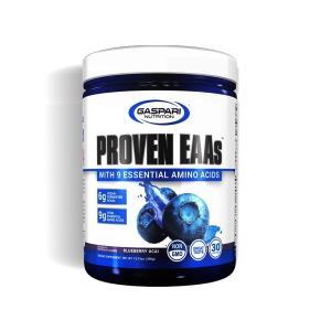 プルーブン EAA ブルーベリーアサイー 390g Proven EAA w/ 9 Gaspari Nutrition トリプトファン配合必須アミノ酸|suplinx