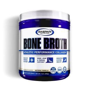 ボーンブロス(アスレチックパフォーマンスコラーゲン) 480g Bone Broth Athletic Collagen Gaspari Nutrition|suplinx