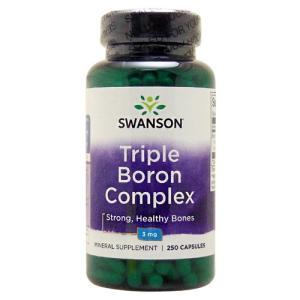 トリプル ボロン(ホウ素) コンプレックス 3mg 250粒|suplinx