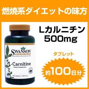 Lカルニチン 500mg 100粒