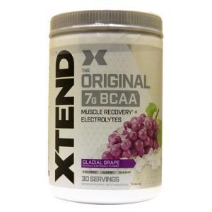 BCAA エクステンド (XTEND/BCAA+Lグルタミン+シトルリン) グレープエスケープ Gl...