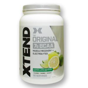 大容量約1.2kg  エクステンド  BCAA+Lグルタミン+シトルリン  レモンライムスクイーズ suplinx