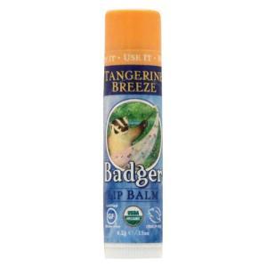 Badger バジャー リップバーム スティック タンジェリンブリーズ 4.2g|suplinx