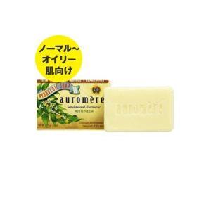 アーユルベーダソープ サンダルウッド ターメリック ウィズ ニーム(脂性肌/洗顔)|suplinx