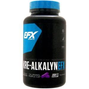 クレアルカリン EFX 高純度クレアチン  120粒|suplinx