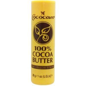 ココケア イエロースティック 100%ココアバター 28g