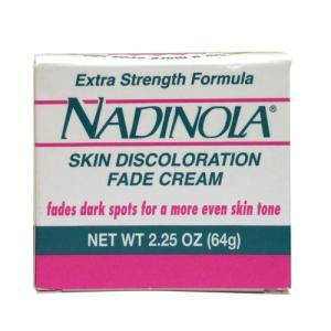 ナディノラ スキンディスカラレーション フェイドクリーム エクストラストレングス(ハイドロキノン3%配合クリーム) 64g|suplinx