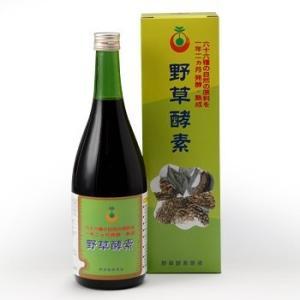 66品目の栄養素がたっぷり!野草酵素 (720ml)|supple-store