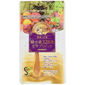 酵水素328選 生サプリメント 90粒 supple-store