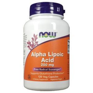 アルファリポ酸 250mg 120カプセル