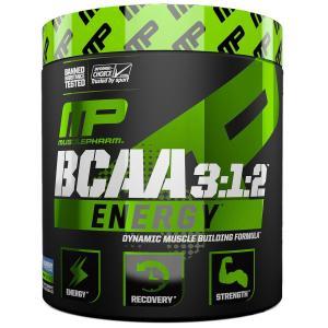 BCAA パウダー 3:1:2 エナジースポーツ 30回分 ブルーラズベリー MusclePharm|supplefactory
