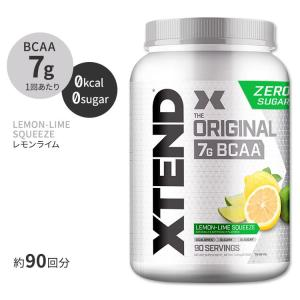 エクステンド BCAA+シトルリン レモンライム 1291g サイベーション