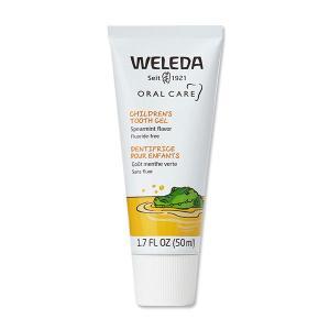 子供用歯みがきジェル 50ml WELEDA(ヴェレダ)