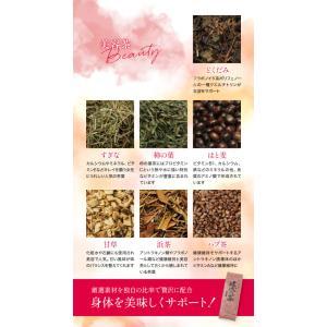 お中元 ギフト 中元ギフト 御中元 食べ物 健成の茶 18種 お得な3本セット|suppleherb|06