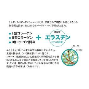 SpoColla SPEED 3X : スポコラ スピードスリーエックス 1個 ( 20g × 31包 × 1箱 )|supplelife|06