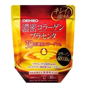 オリヒロ 濃密コラーゲンプラセンタ 120gオリヒロ 濃密コ...