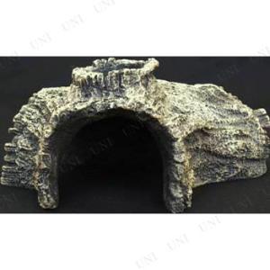 リアルな流木型レジン製アクセサリーです。朽木のようなデザインで、魚たちの隠れ場所に最適。人工なのでお...
