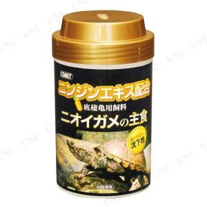 取寄品  イトスイ ニオイガメの主食 中大型用 140g supplies-world
