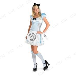 コスプレ 仮装 衣装 ハロウィン 余興 不思議の国のアリス アリスドレス 大人用 4-6 supplies-world