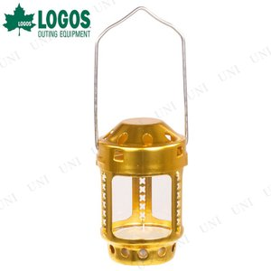 LOGOS(ロゴス) キャンドルランタン アウトドア用品 キャンプ用品 レジャー用品 ろうそく ローソク 蝋燭 野電 ライト ランプ 灯り 屋外 野外
