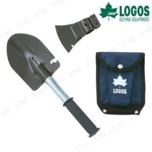 LOGOS(ロゴス) 7WAYショベルツール アウトドア用品 キャンプ用品 レジャー用品 スコップ テント タープ シャベル