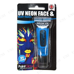 UV NEON UVネオン フェイス&ボディペイント ブルー...