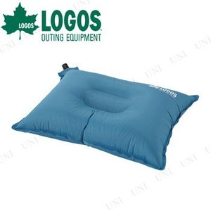 LOGOS(ロゴス) インフレートまくら アウトドア用品 キャンプ用品 レジャー用品 エアピロー 枕 スリーピング アウトドア寝具 クッション 旅行用