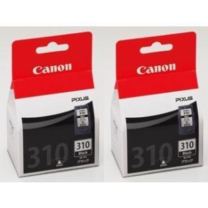 CANON 純正 BC-310 JAN:4960999616988 ブラック 2967B001 2個...