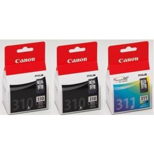 CANON 純正 BC-310 JAN:4960999616988 ブラック 2個 2967B001...