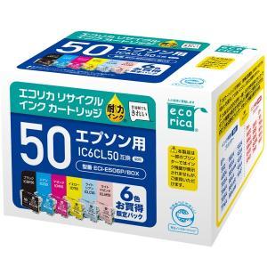 IC6CL50 エコリカ ECI-E506P エコリカ リサイクルインク|supplyr