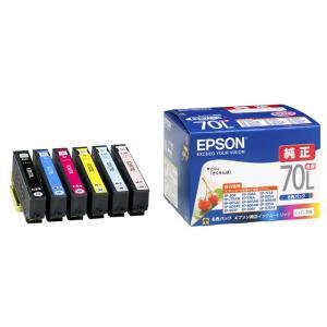 IC6CL70L EPSON インクカートリッ...の関連商品8