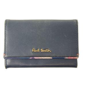 ポール・スミス Paul Smith カードケース ブラック アウトレット|supplystore