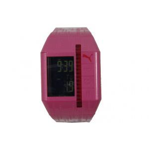 プーマ PUMA 腕時計 ハートレートモニター 心拍数 脈拍 CARDIAC2 ピンク