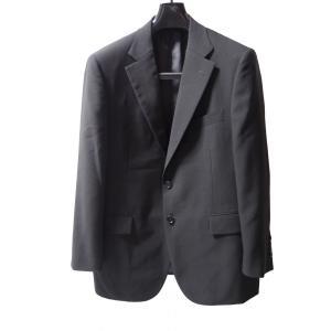 HENRYシングルスーツ PM 2ボタン キャンセル品 ブラック・グレー 未使用品|supplystore