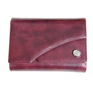 Vivienne Westwood ヴィヴィアンウエストウッド 財布 ダブルフラップ 本革 ボルドー K33380|supplystore