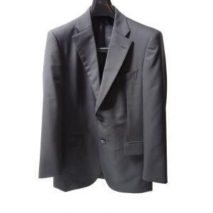 Tollegnoシングルスーツ YA5 2ボタン キャンセル品 ブラック・グレー 未使用品|supplystore