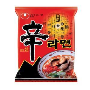 韓国 辛ラーメン 5円 | [NEW OPEN記念サービス品] 安さ 品質 日本一 韓国麺 辛らーめ...