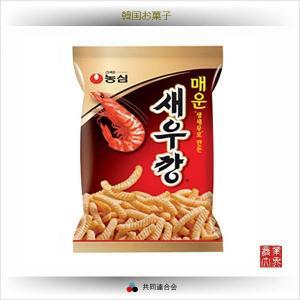農心 ■辛口■ セウカン / 韓国エビセン 香ばしくて辛い韓国海老せん(セウカン)
