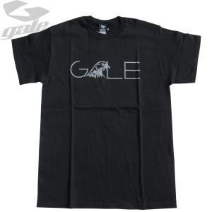 GALE ゲール ウルトラコットンTee(GL-563)BLK 2021モデル surf-alphas