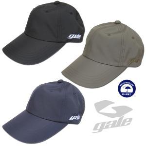 GALE ゲール Water Repellent Plain CAP(GL-082)撥水加工キャップ/2020FWモデル/サーフィン surf-alphas