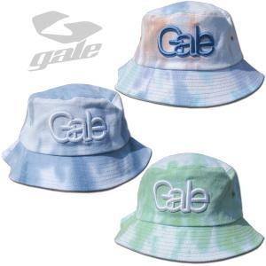 GALE ゲール Tie-Dye Bucket HAT タイダイ バケットハット(GL-092) 2021モデル surf-alphas