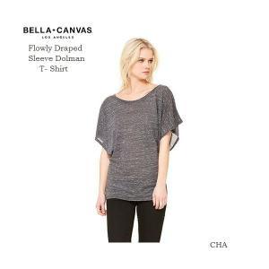 Bella+Canvas/Dolman/Drape/ベラキャンバス/Tシャツ|surfbiarritz-store