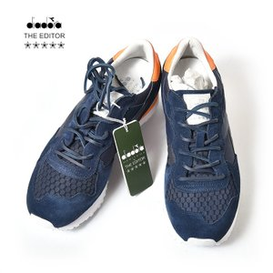 diadora HERITAGE/by THE EDITOR/ディアドラ/NAVY|surfbiarritz-store