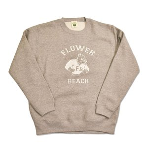 FLOWER BEACH/Bull/SWEAT|surfbiarritz-store
