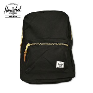 Herschel Supply/Settlement/Mid volume/ハーシェルサプライ/DAY PACK/リュック/Backpack/BLACK|surfbiarritz-store