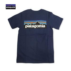 Patagonia/パタゴニア/LOGO T-SHIRT/Tシャツ|surfbiarritz-store