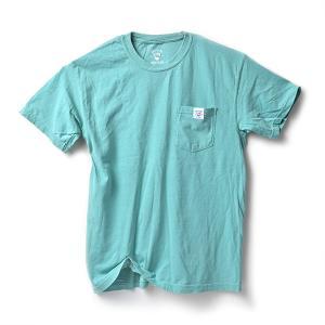 SURF BIARRITZ/Garment Dyed Pocket Tee|surfbiarritz-store