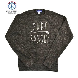 SURF BIARRITZ/BASQUE/sweat/トライブレンド/裏起毛|surfbiarritz-store