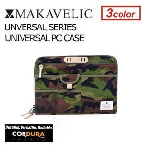 MAKAVELIC,マキャベリック,マキャヴェリック,PCケース,コーデュラ,CORDURA●UNIVERSAL PC CASE MULTI|surfer
