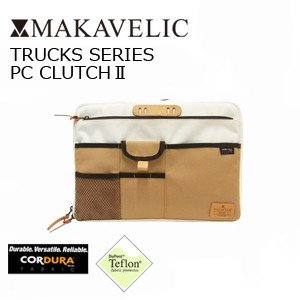 MAKAVELIC TRUCKS PC CLUTCH II WHITE マキャベリック トラックス クラッチ2 ホワイト|surfer